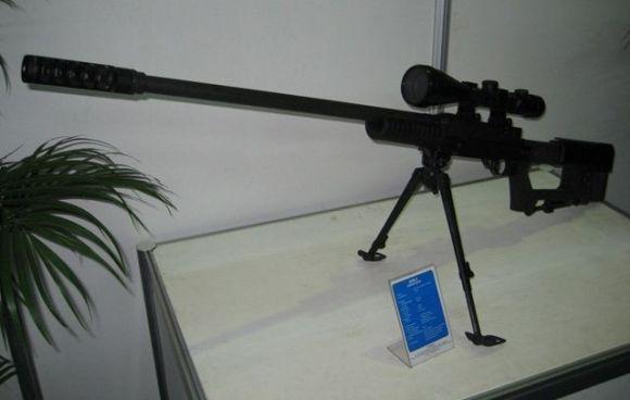 Senapan anti-tank SPR-3 PT Pindad