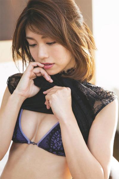Yuki Fujiki 藤木由貴, Weekly SPA! 2019.02.26 (週刊SPA! 2019年2月26日号)