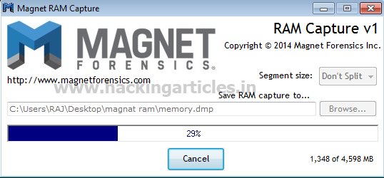 4 ways Capture Memory for Analysis (Memory Forensics)