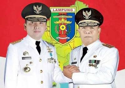 Usai Cuti Kampanye, Ridho-Bachtiar Kembali Pimpin Lampung
