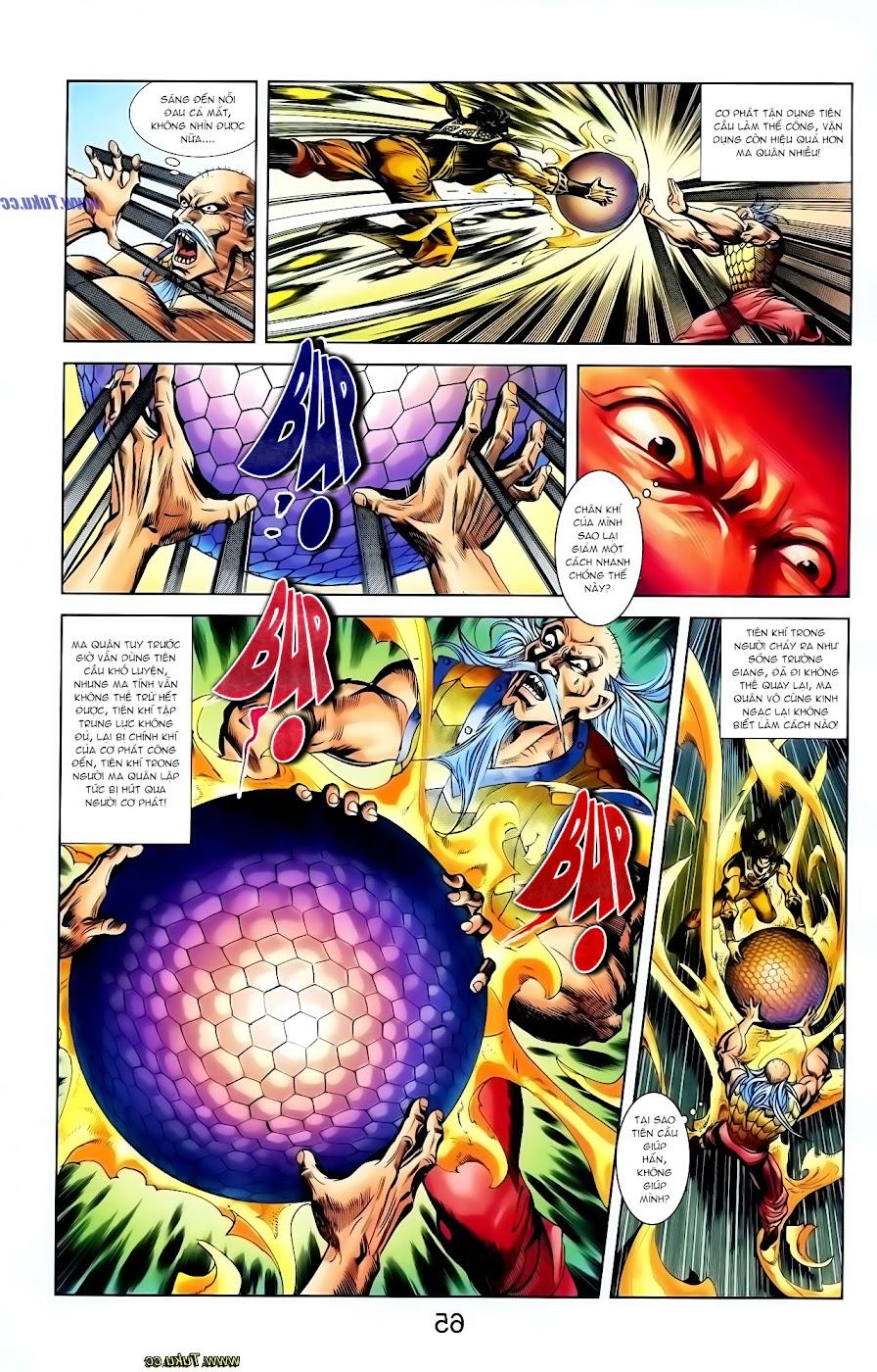 Cơ Phát Khai Chu Bản chapter 117 trang 24
