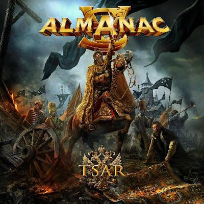 """Κυκλοφόρησε τον Μάρτιο ο δίσκος των Almanac """"Tsar"""""""