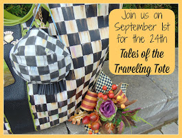 Next Tales of the Traveling Tote: Coming September 1, 2020