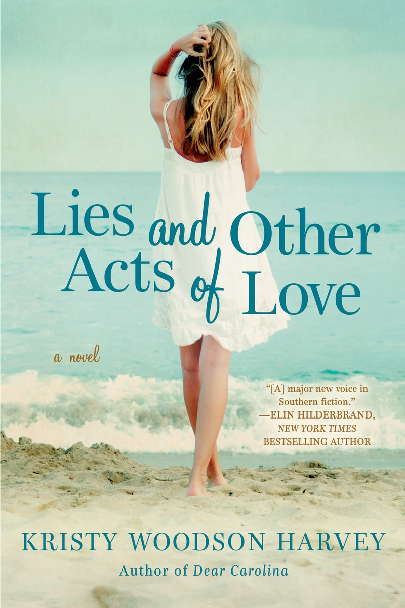 Book Review - Lies and Other Acts of Love