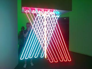 exposition lumières DYNAMO grand palais paris
