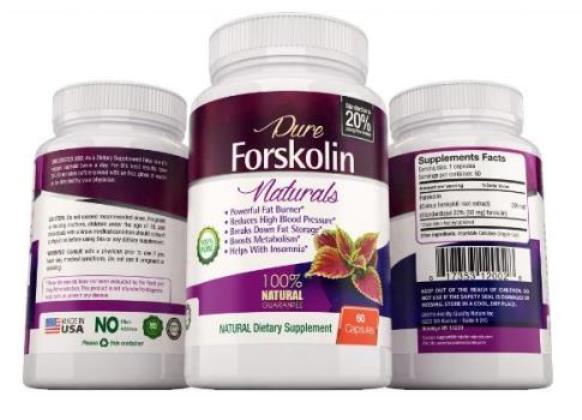 forskolin para perder peso