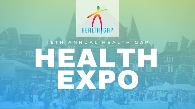 16th Annual Health Expo Hosted by The Center for Closing the Health Gap - April 27, 2019