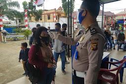 Komarudin Ungkap Pelayanan SIM, SPKT dan SKCK di Polresta Pontianak Terapkan Protokol Kesehatan