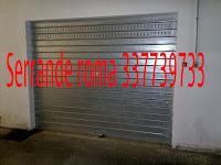 RIPARAZIONE SERRANDE VIA TRIONFALE ROMA cell 337739733 DARIO