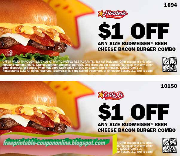 Hardee's Coupons Top Brands & Savings · New Offers Added Daily · Online Coupon Codes Free.