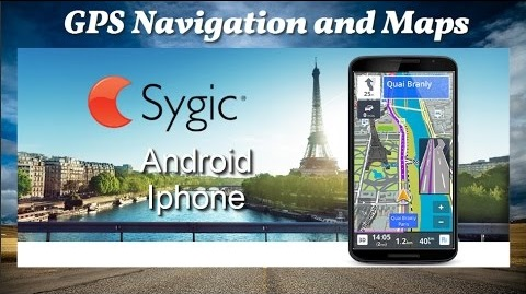 Download Sygic GPS Navigation & Maps