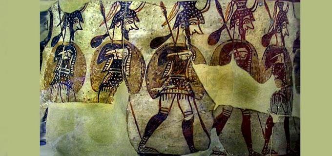 Η Νίκη των Αθηναίων επί των Δωριέων