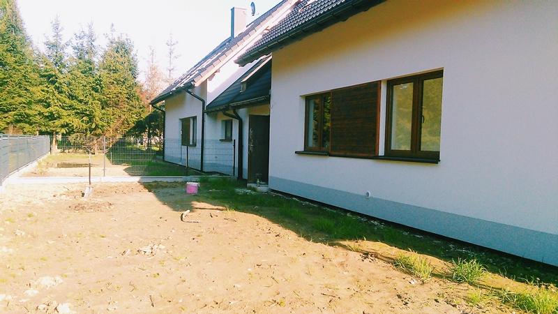 rodzinny zakątek, ogród, wieś, dom na wsi