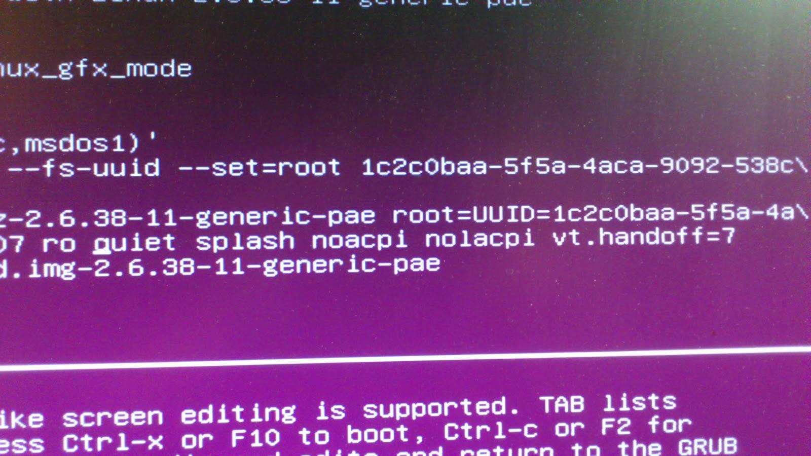 installez opengl sur ubuntu