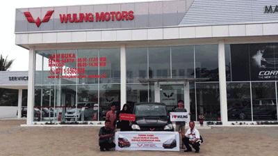 Dealer Mobil Wuling Palembang