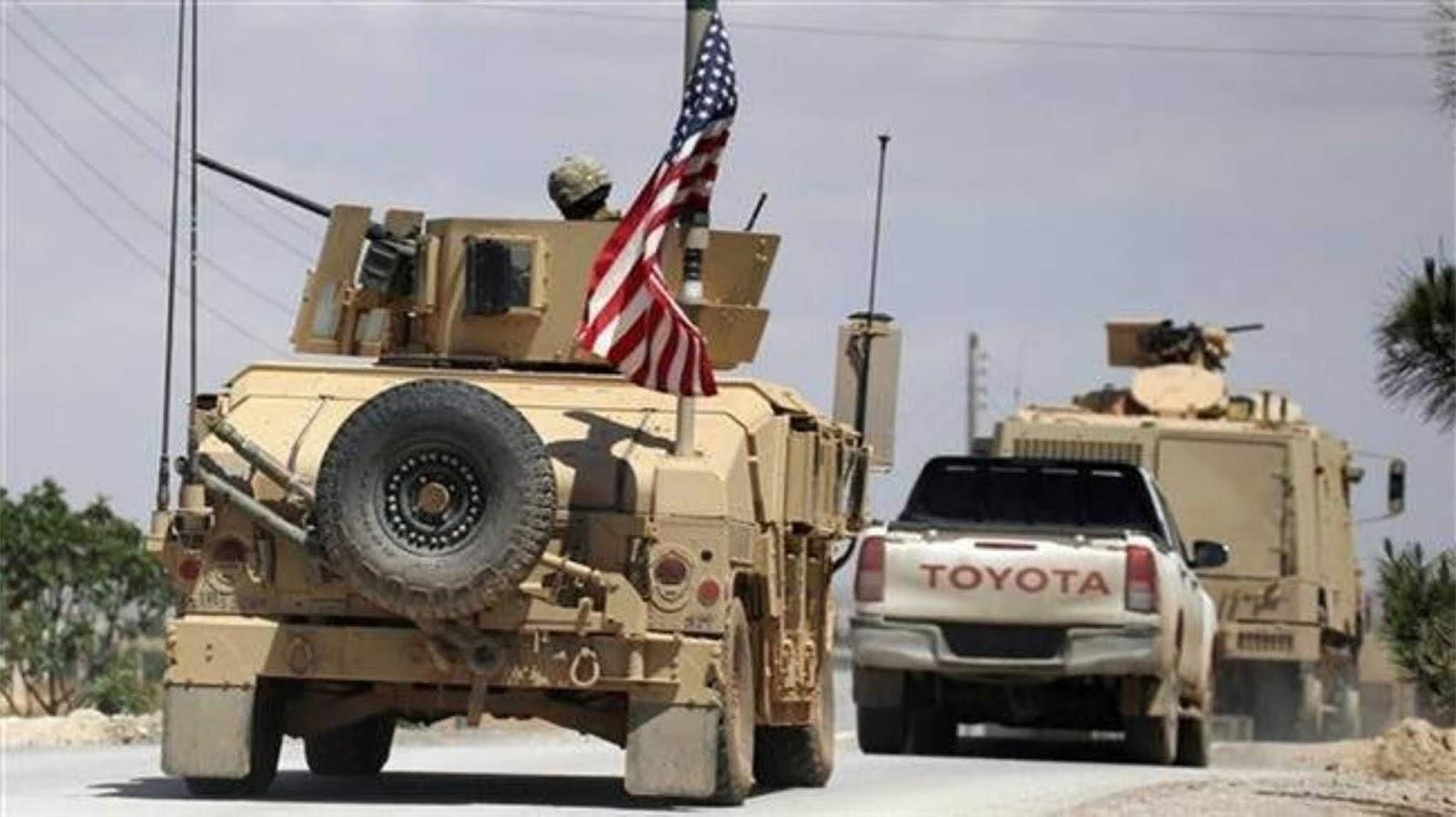 AS menyerukan kepada Sekutu untuk memperluas kehadiran di Suriah