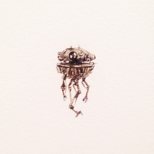 04-Probot-Karen-Libecap-Star-Wars-&-other-Miniature-Paintings-and-drawings-www-designstack-co