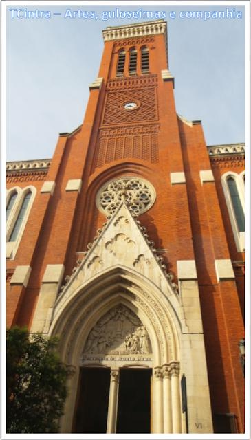 Madrid; Viagem Europa; Turismo em Madrid; Igreja de Santa Cruz