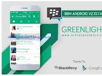 Update BBM MOD Greenlight V2.13.1.14 Terbaru 2016