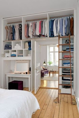 Ideas for Making Additional Storage in a Minimalist Bedroom