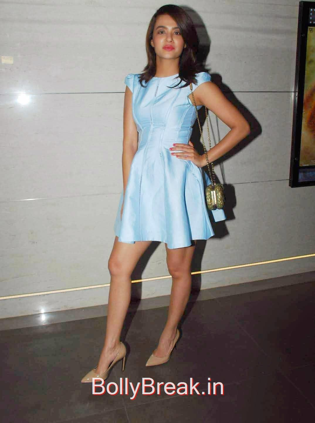 Hindi Actress Surveen Chawla, Surveen Chawla Hot Pics from LFW Summer Resort 2015