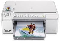 HP Photosmart C5580 Printer Driver