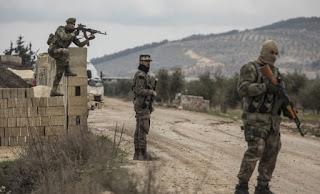Οι Κούρδοι της Αφρίν ζητούν από τη Συρία να στείλει δυνάμεις κατά της Τουρκίας