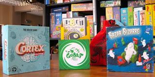Tournoi enfant avec les jeux Cortex, Gobbit et Bazar bizarre ou jungle speed