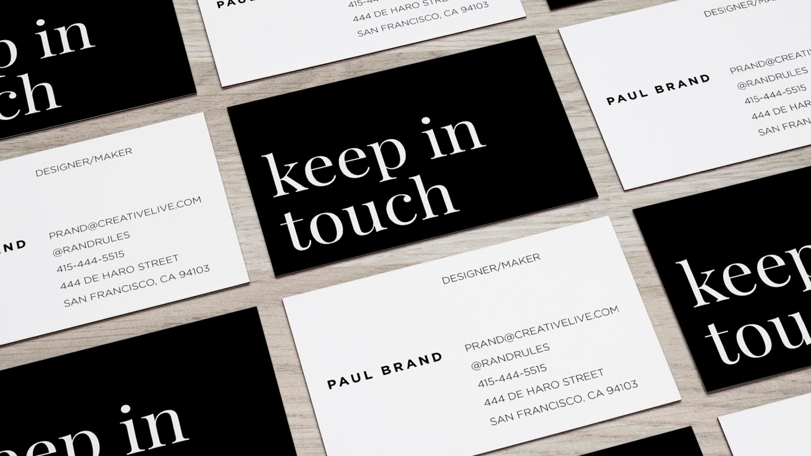 Smart Ways Of Using Business Cards in Networking - Business Card Tips