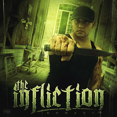 Nomad1c - The Infliction - Album Download, Itunes Cover, Official Cover, Album CD Cover Art, Tracklist