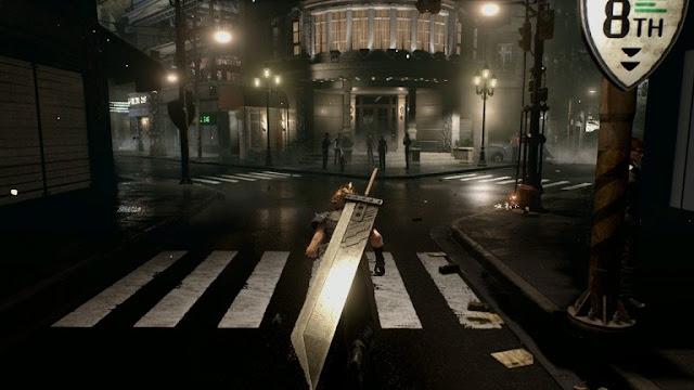 الكشف عن تفاصيل تطوير لعبة Final Fantasy VII Remake و إمكانية إصدارها لأجهزة الجيل القادم ...