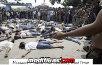 kasus pelanggaran HAM di Indonesia - pembantaian Santa Cruz