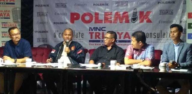 TKN Sepakat Dengan Hendropriyono, Pilpres 2019 Pertarungan Pancasila Vs Khilafah