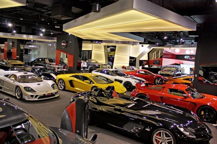Carnation Sports Cars