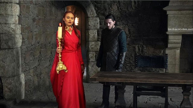 TOP 4 - Melisandre