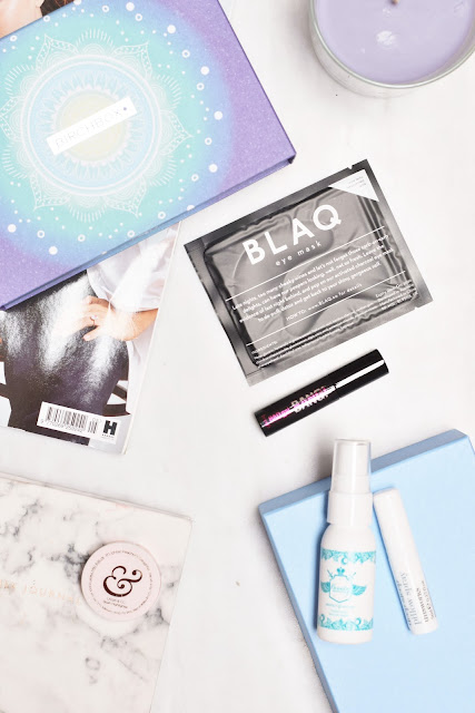 March Birchbox: Be Present Not Perfect - Life Of A Beauty Nerd