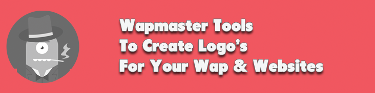 Wapmaster Tools To Generate Free Logos For Your Wapsite
