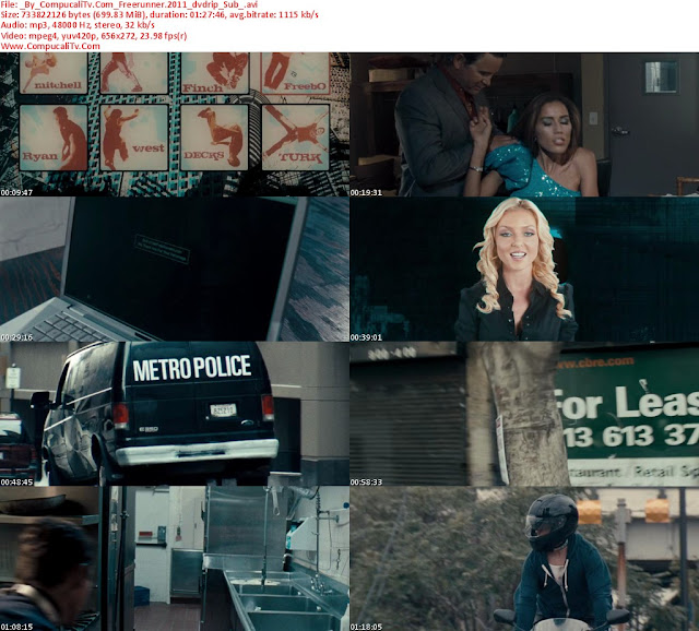 Freerunner 2011 [DVDRip] Subtitulos Latino