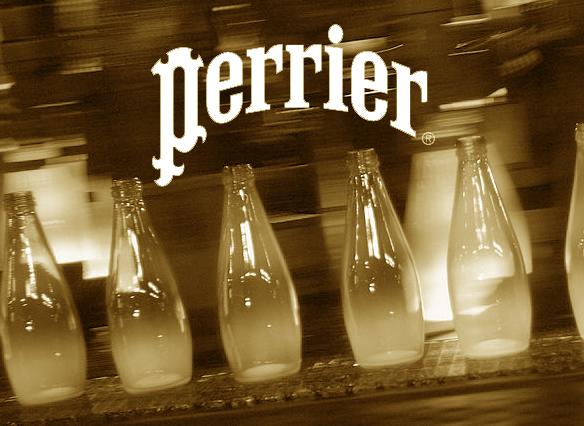 Vergèze Source Perrier