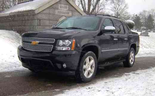 2020 Chevrolet Avalanche Cars Authority