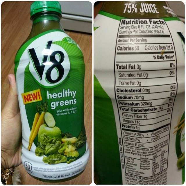 Is V Juice Healthy To Drink