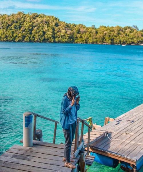 Destinasi Menarik Tempat Wisata Keluarga Di Sabang