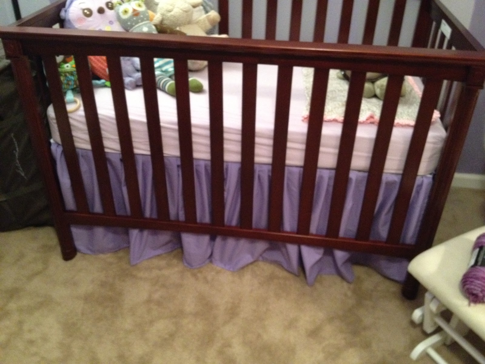 The Journey With Jaydyn Elizabeth How To Make A Crib Dust