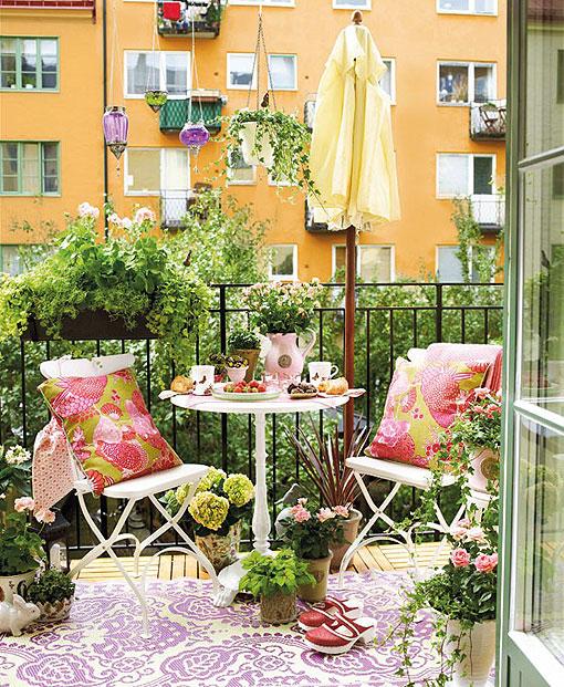 Blog De Muebles Jardín Ideas Para Decorar Una Terraza Urbana