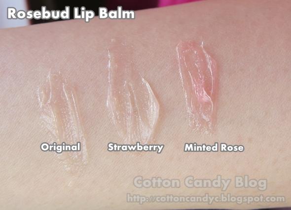 Minted Rose Lip Balm by Rosebud Perfume Co. #3