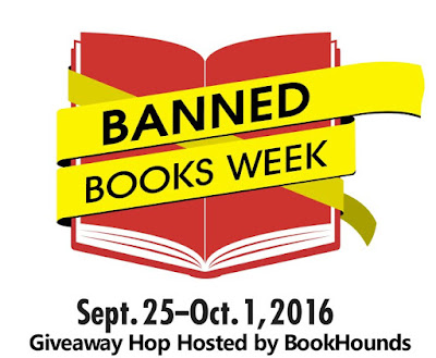 Banned Book Week Giveaway Hop