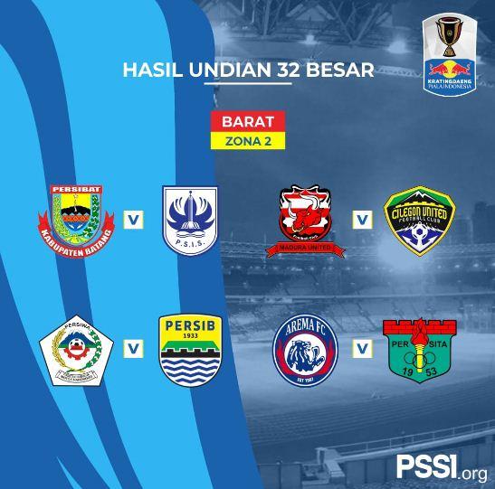 Babak 32 Besar Piala Indonesia