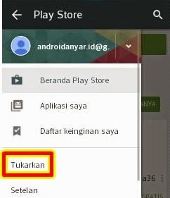 penukaran google play gift card