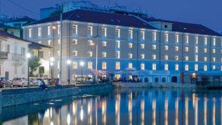 H εκπληκτική μετατροπή μιας καπναποθήκης σε υπερπολυτελές ξενοδοχείο στη Δράμα