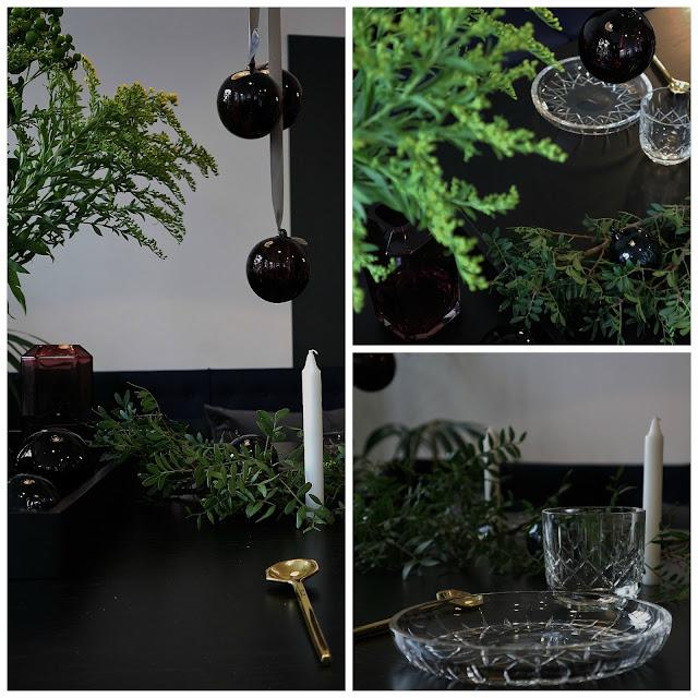 Noël / Christmas / Vaisselle / Cristal / 11 / Louise Roe Copenhagen /